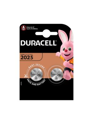 Duracell-Special-DL-CR2025 Lithium