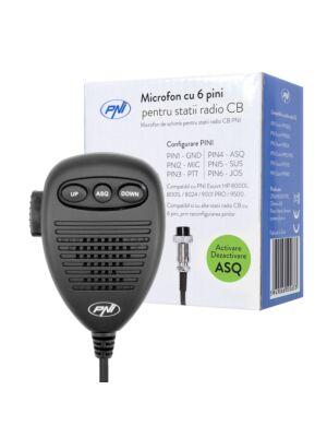 6-poliges Mikrofon