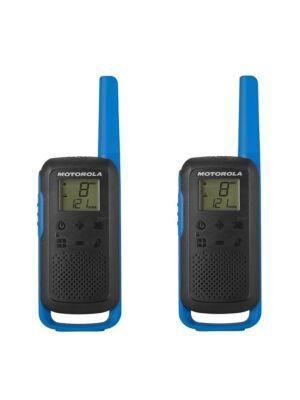Tragbarer PMR-Radiosender Motorola TALKABOUT T62 BLUE Set mit 2 Stck