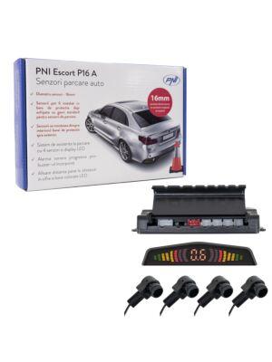 PNI Escort P16 Ein Parksensor mit 4 16-mm-OEM-Empfängern