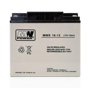 AGM MW-Batterie
