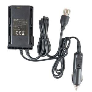 PNI-Adapter für 12V-24V Netzteil und Antenne