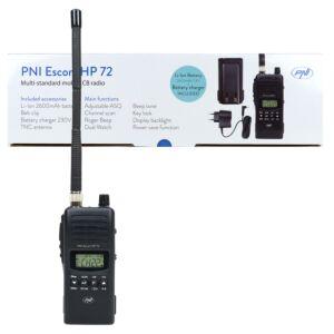 HP 72 Escort Tragbarer CB 72-Radiosender
