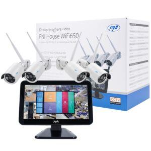 PNI House WiFi650 Videoüberwachungskit