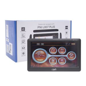 PNI Navigationssystem L807 PLUS Bildschirm 7