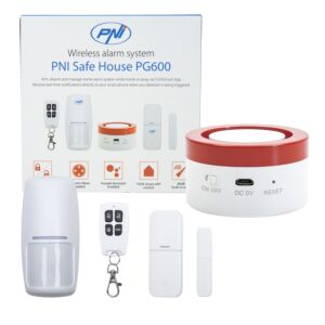 PNI Safe House PG600 Funkalarmsystem