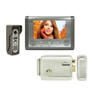 SilverCloud House 715-Videoschnittstellenkit mit 7-Zoll-LCD-Bildschirm und Yala-Elektromagnetismus SilverCloud YL500